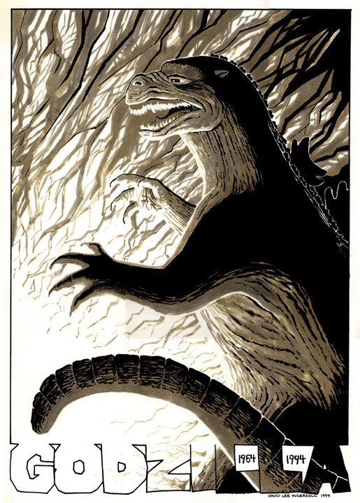 40 Years of Godzilla