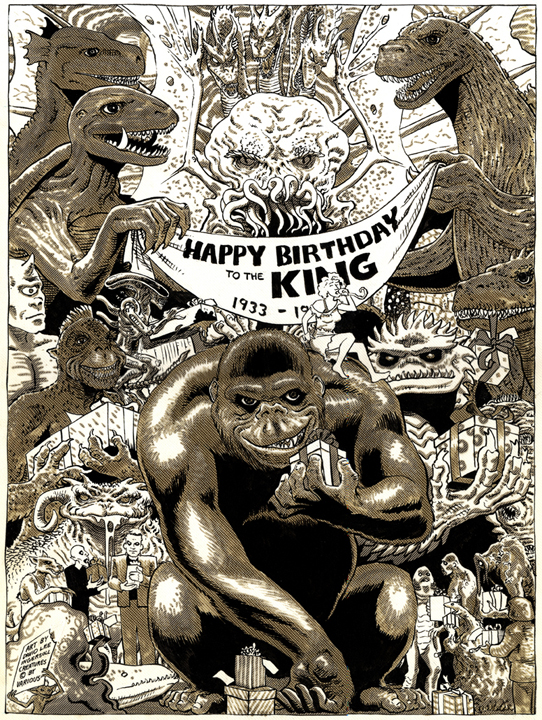 60 Years of King Kong
