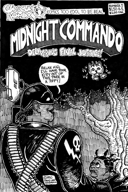 Midnight Commando #5