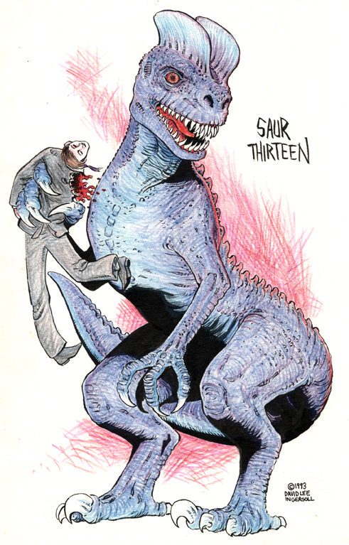 Saur Thirteen